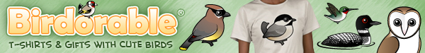 Birdorable - Cute bird apparel and gifts
