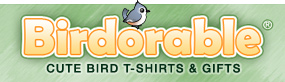 Cute Bird T-shirts & Gifts