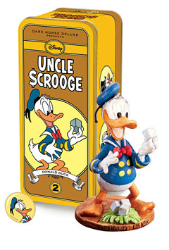 Classic Uncle Scrooge Series 2 Character #2: Donald Duck