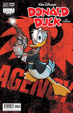Donald Duck 347 Cover A