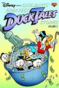 Disney Presents Carl Barks' Greatest DuckTales Stories Volume 2