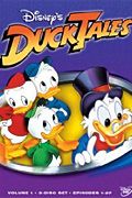 DuckTales TV Show DVD - Volume 1