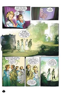 Alice in Wonderland Graphic Novel