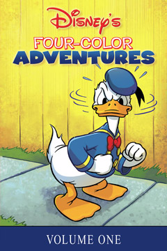 Disney's Four Color Adventures Volume 1