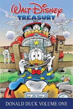 Walt Disney Treasury Volume 1