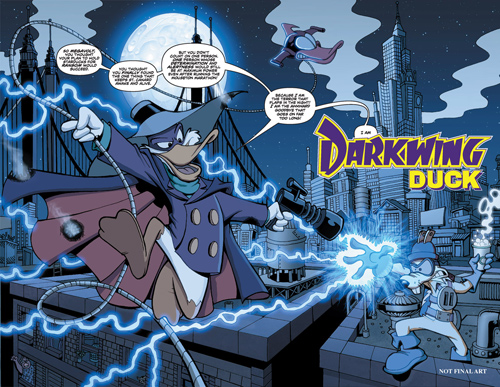 Darkwing Duck by BOOM! Studios