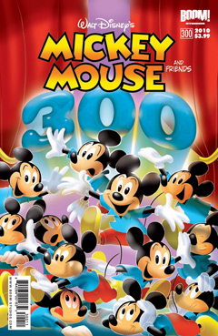 Mickey Mouse 300 by BOOM! Studios