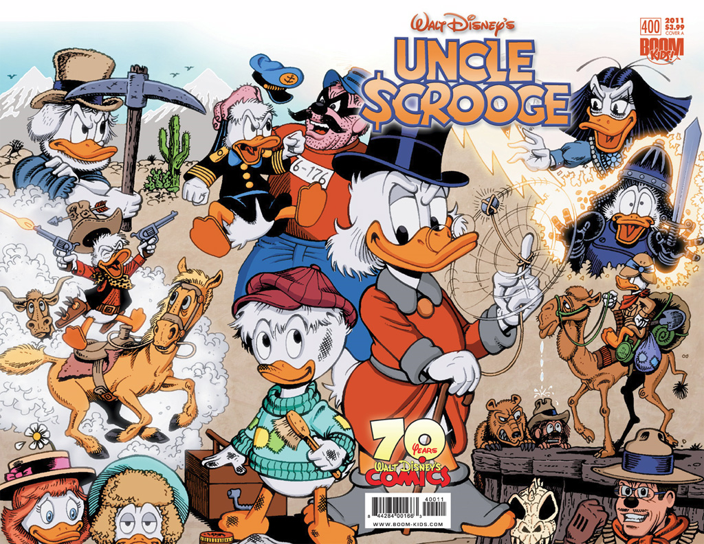anders and don rosa
