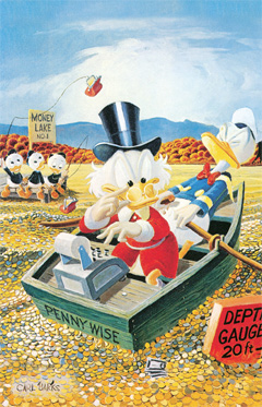 Uncle Scrooge 400