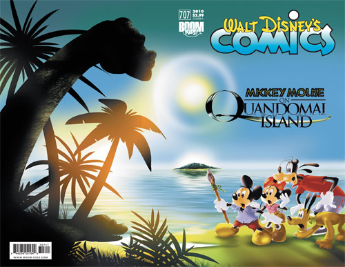 Walt Disney's Comics & Stories #707 by BOOM! Kids Cover A