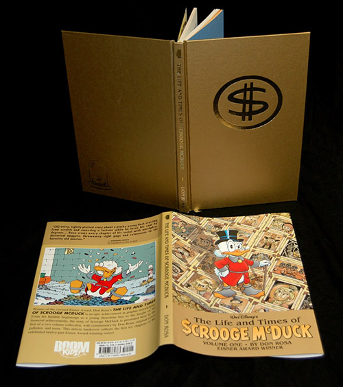 The Life and Times of Scrooge McDuck Volume 1