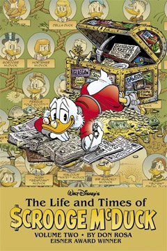 Cover of Life of Scrooge Volume 2