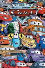 Cars: Radiator Springs #3