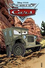 Cars: Radiator Springs #2