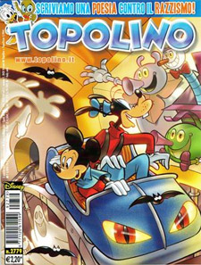 Cover of Topolino 2779