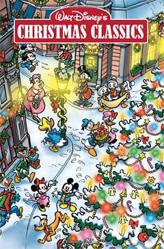 Walt Disney's Christmas Classic
