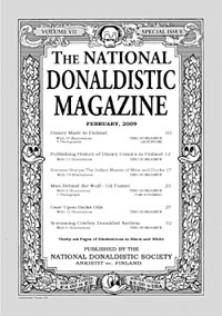 National Donaldistic Magazine