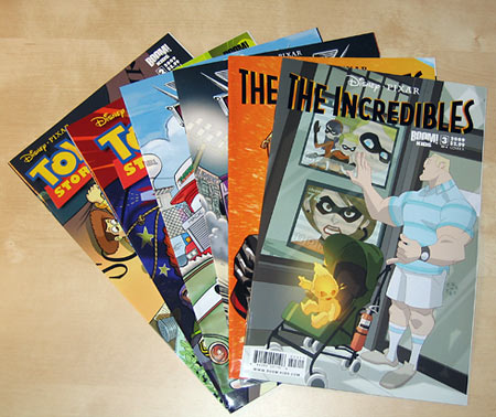 Win these comics