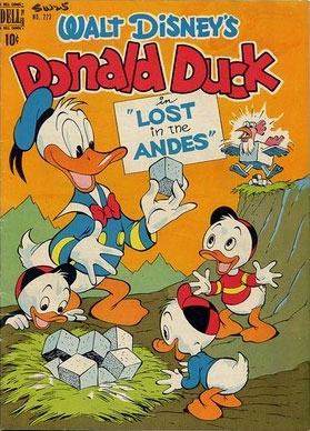 Lost in the Andres (1949)