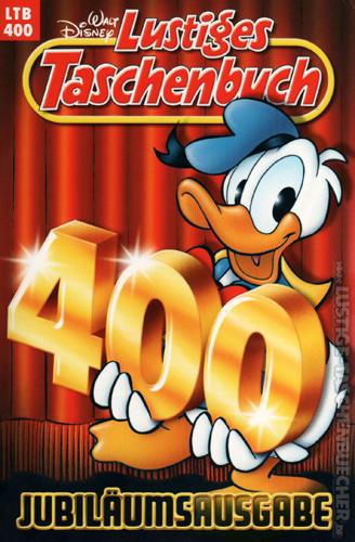 Lustiges Taschenbuch 400