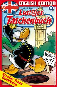 Lustiges Taschenbuch English Edition
