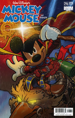 Mickey Mouse #295 Cover B