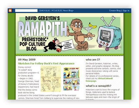 Ramapith's Blog