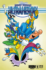 Ultraheroes issue 1