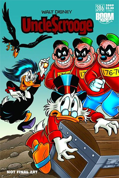 Uncle Scrooge 386