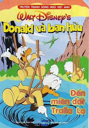 Donald và bḁn hṹu (Vietnam)