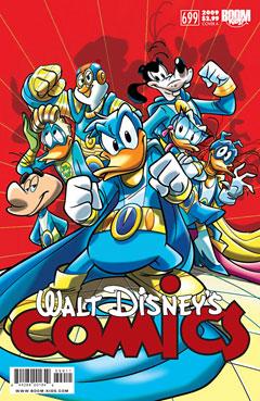Walt Disney's Comics & Stories 699 Cover A