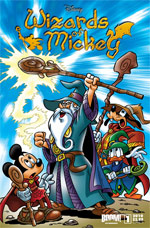 Wizards of Mickey issue 1