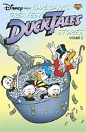 Carl Barks' Greatest DuckTales Stories