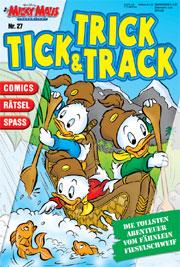 Micky Maus präsentiert: Tick Trick und Track - Die tollsten Abenteuer vom Fähnlein Fieselschweif