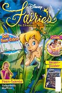 Disney Fairies cover from Germany