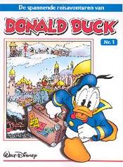 Donald duck avonturenserie by sanoma uitgevers for Sanoma uitgevers