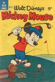 Mickey Mouse (MM) (Australia)