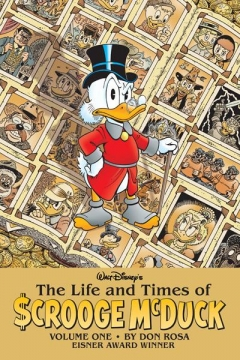 The Life and Times of Scrooge McDuck (2010) (United States)
