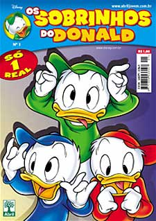 Os Sobrinhos do Donald (Brazil)