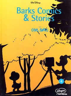 Barks Comics & Stories (Germany)