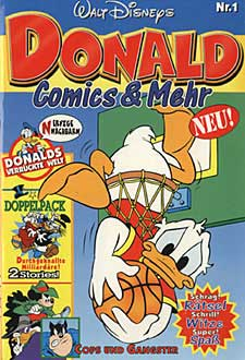 Donald Comics & Mehr (Germany)