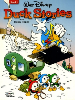Duck Stories von Daan Jippes (Germany)