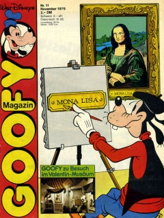 Goofy / Goofy Magazin (Germany)