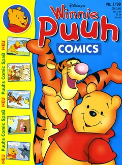 Winnie Puuh Comics (Germany)