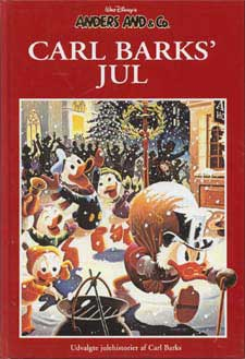 Carl Barks' jul (Denmark)