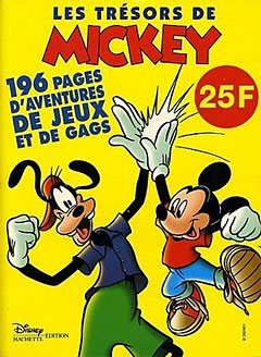 Les tresors de Mickey (France)