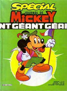 Sp�cial Mickey G�ant (France)