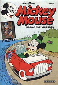 Mickey Mouse (Hungary)
