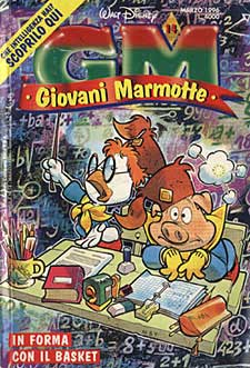 GM - Giovani Marmotte (Italy)