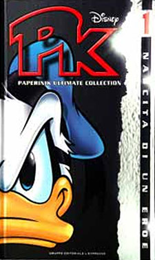 Paperinik Ultimate Collection (Italy)